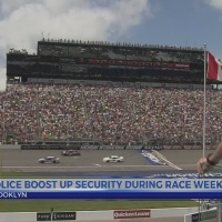 Police boost up security during race weekend