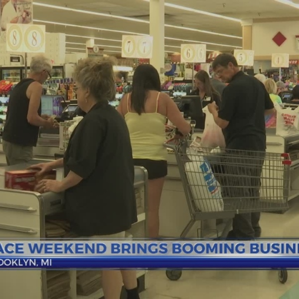 Race weekend brings booming business to Brooklyn