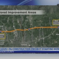 94 construction project in Jackson