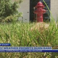 Burn bans