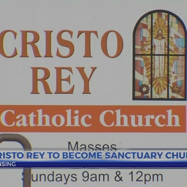Cristo Rey to become sanctuary church