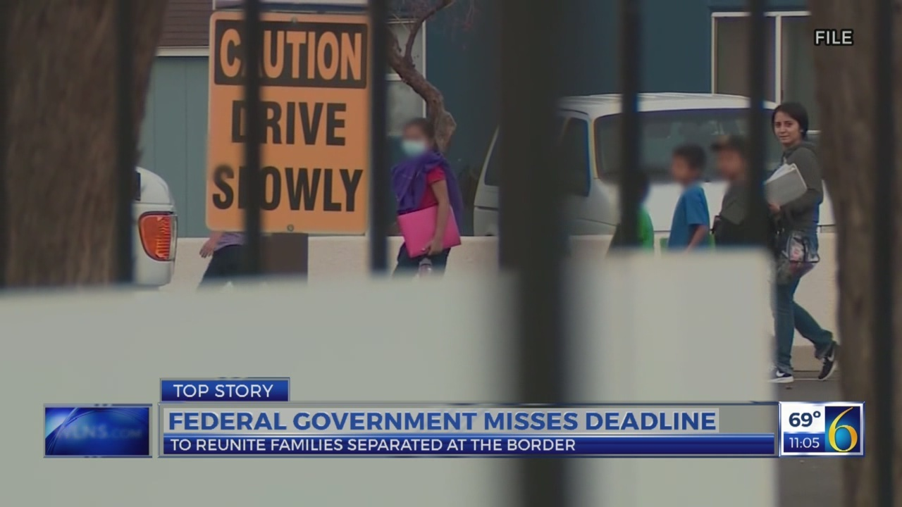 Government misses reunification deadline