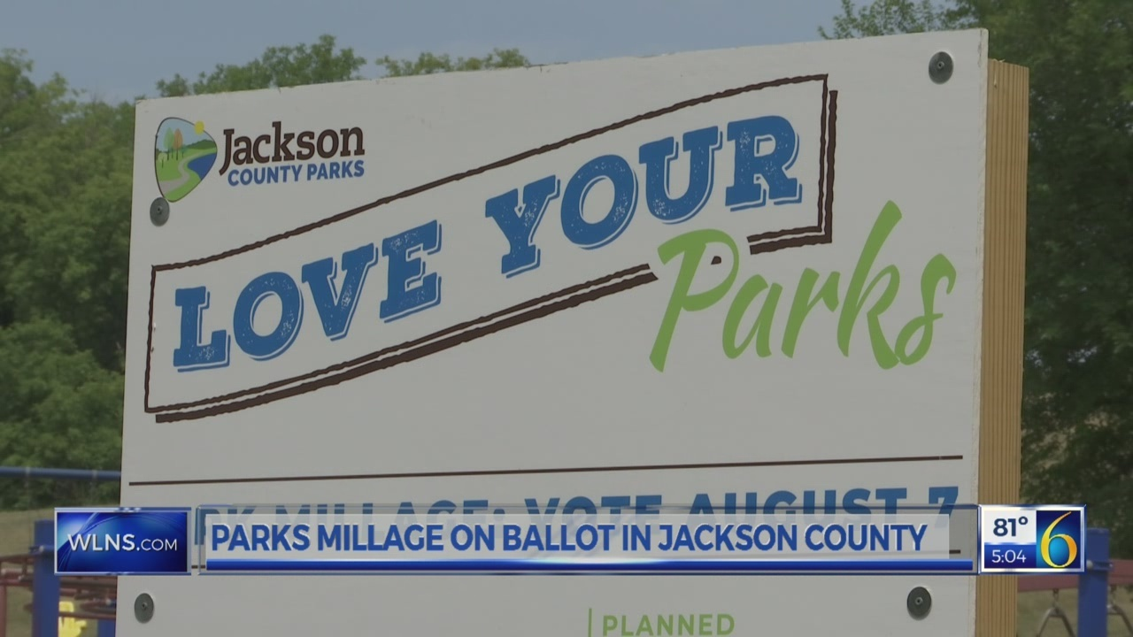 Jackson County Parks Millage
