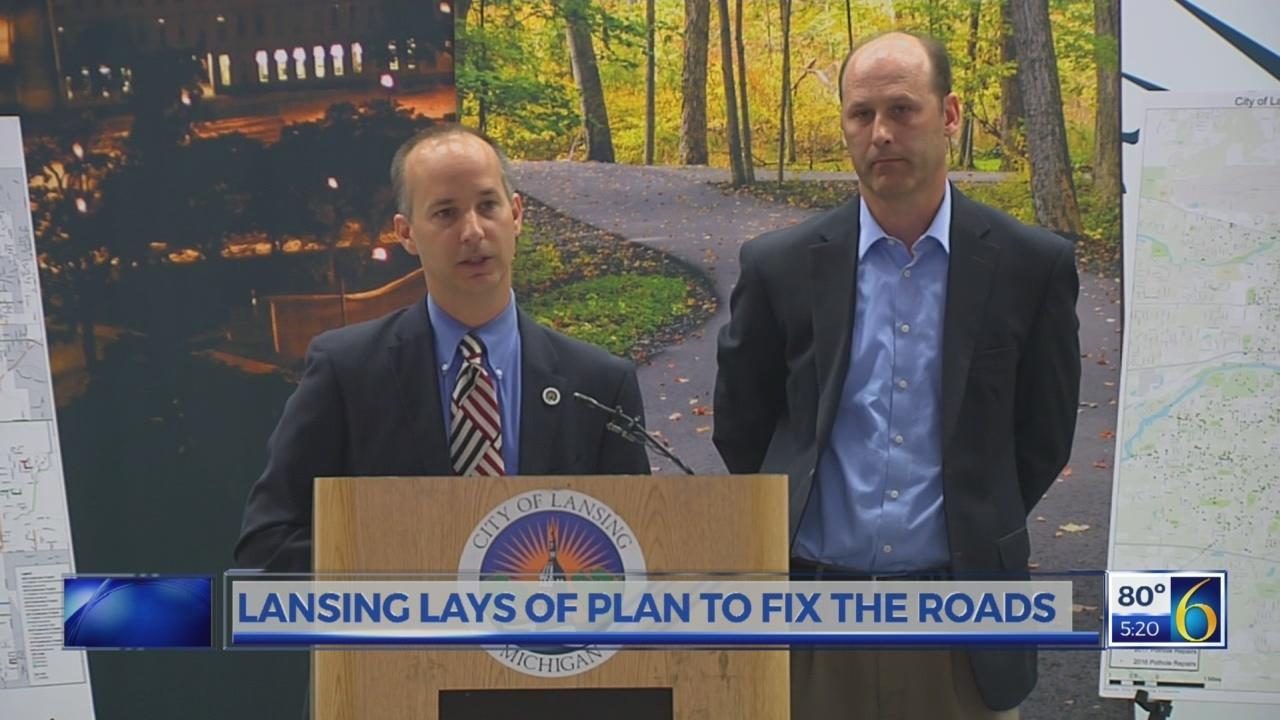 Lansing Road Plan