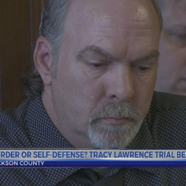 Lawrence trial begins
