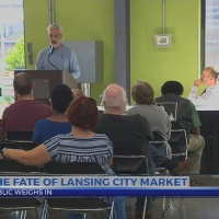 The fate of the Lansing City Market, public weighs in