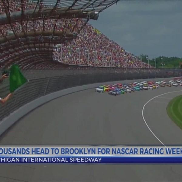 6 News This Morning: MIS NASCAR