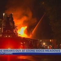 6 News at 5:30: fire