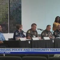 Bringing law enforcement and community together