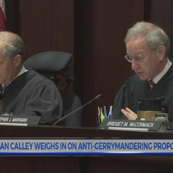 Calley Reacts to Anti-Gerrymandering Bill