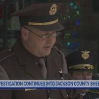 Jackson sheriff investigation