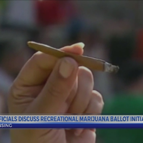 Marijuana ballot initiative