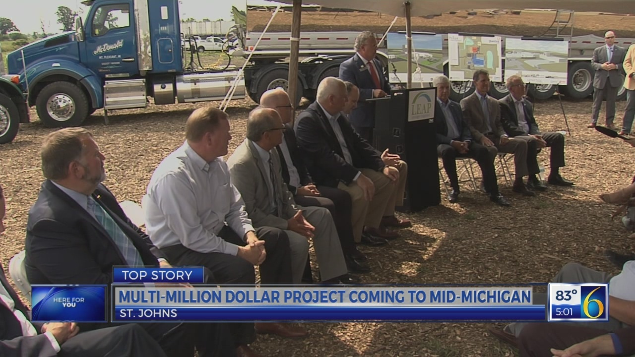 Project coming to St. Johns