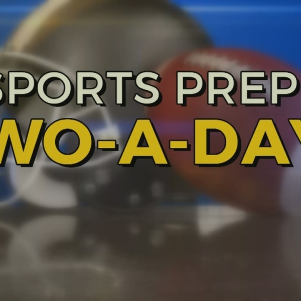 Two-A-Days: Lansing Sexton and Pewamo-Westphalia