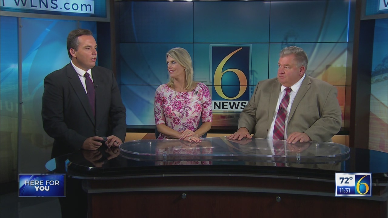 6 News at 11 on Sept.18