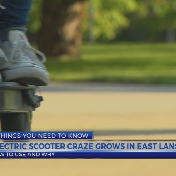6 News at 5:00 a.m.: bird scooters, how they work
