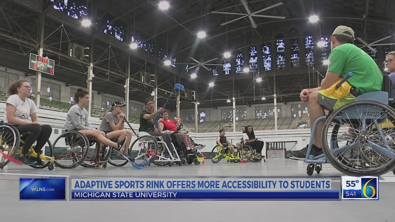 6 News at 5:30: adaptive sports