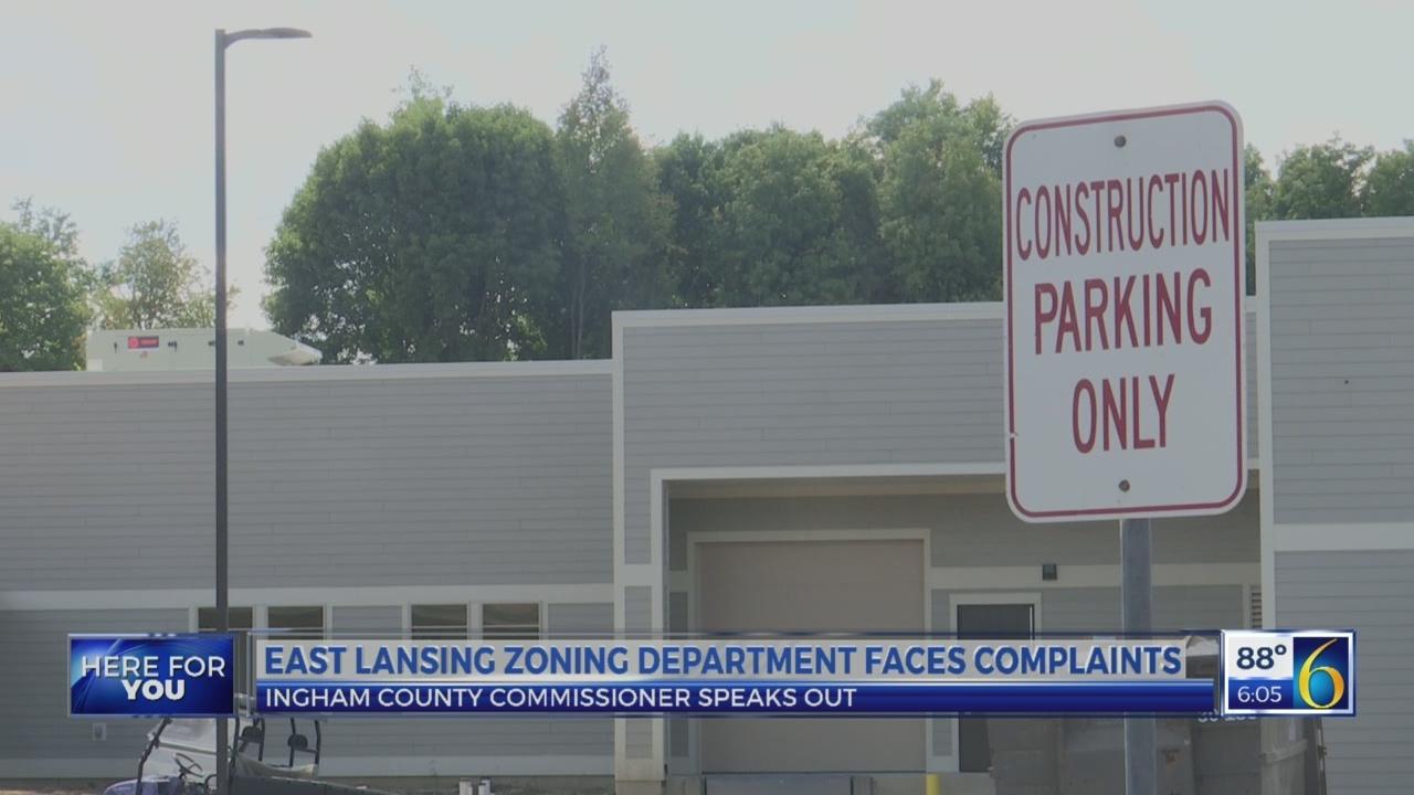 East Lansing zoning department faces complaints