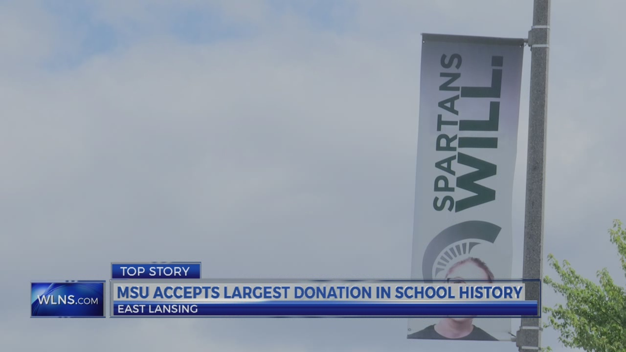 Real estate developer gives MSU largest single donation in school history