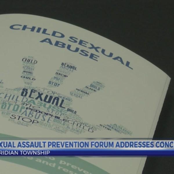 Sexual assault forum
