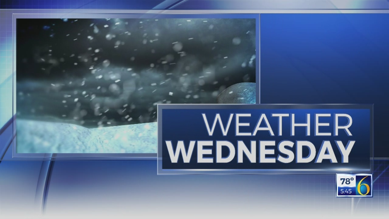 Weather Wednesday: Comparing weather forecasts