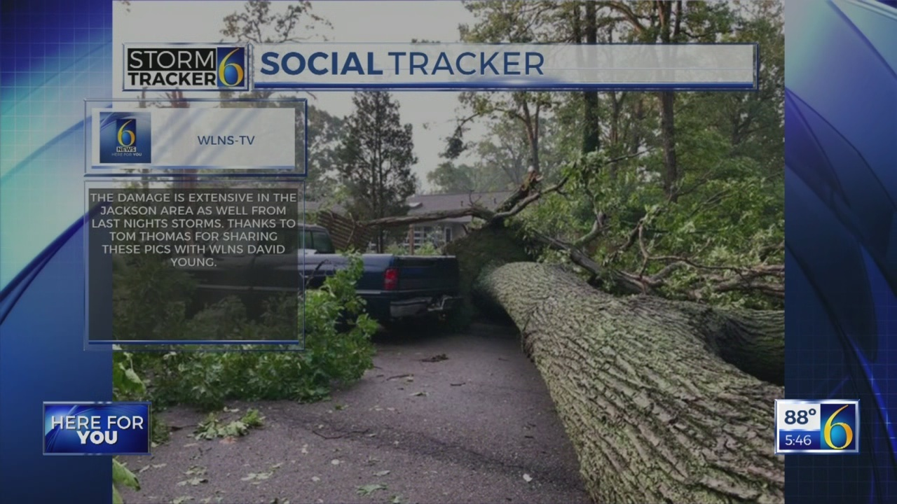 Weather Wednesday: What is a storm survey?