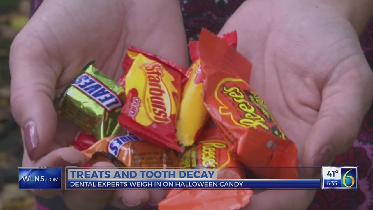 6 News This Morning: candy and tooth decay