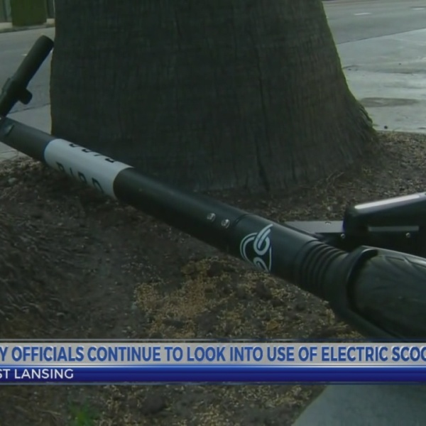 6 News This Morning: scooter update