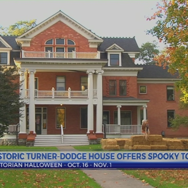 6 News This Morning: turner dodge house