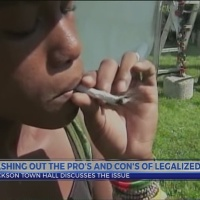 Jackson town hall hashes out the pro's and con's of legalized pot