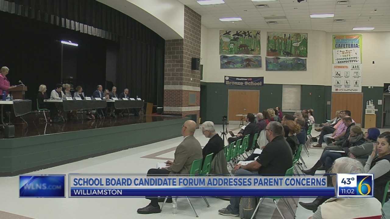 School board forum addresses concerns
