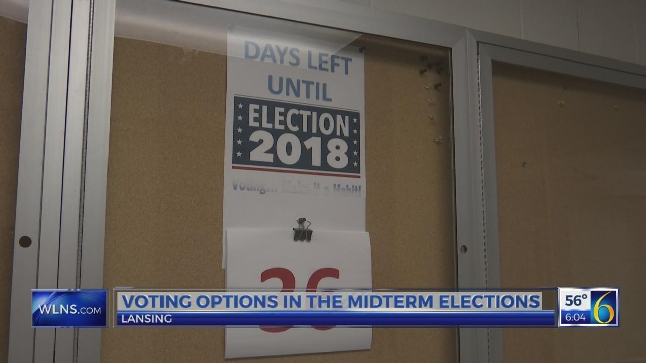 South Washington Election Unit opens a week early