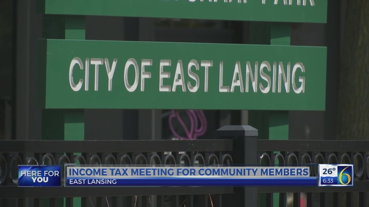 6 News This Morning: el income tax