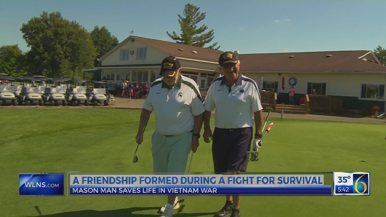 6 News This Morning: friendship formed during fight for survival