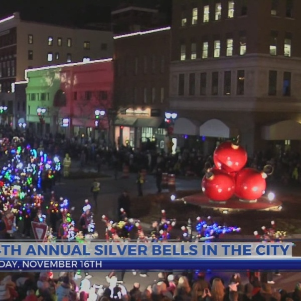 6 News at 6:00 a.m. silver bells 2