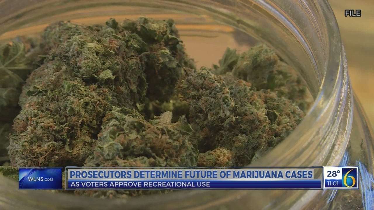 Prosecutors determine future of marijuana cases