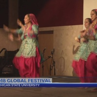 This Morning: Global Festival at MSU