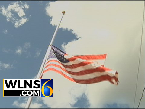 Half Staff Flag New_143363