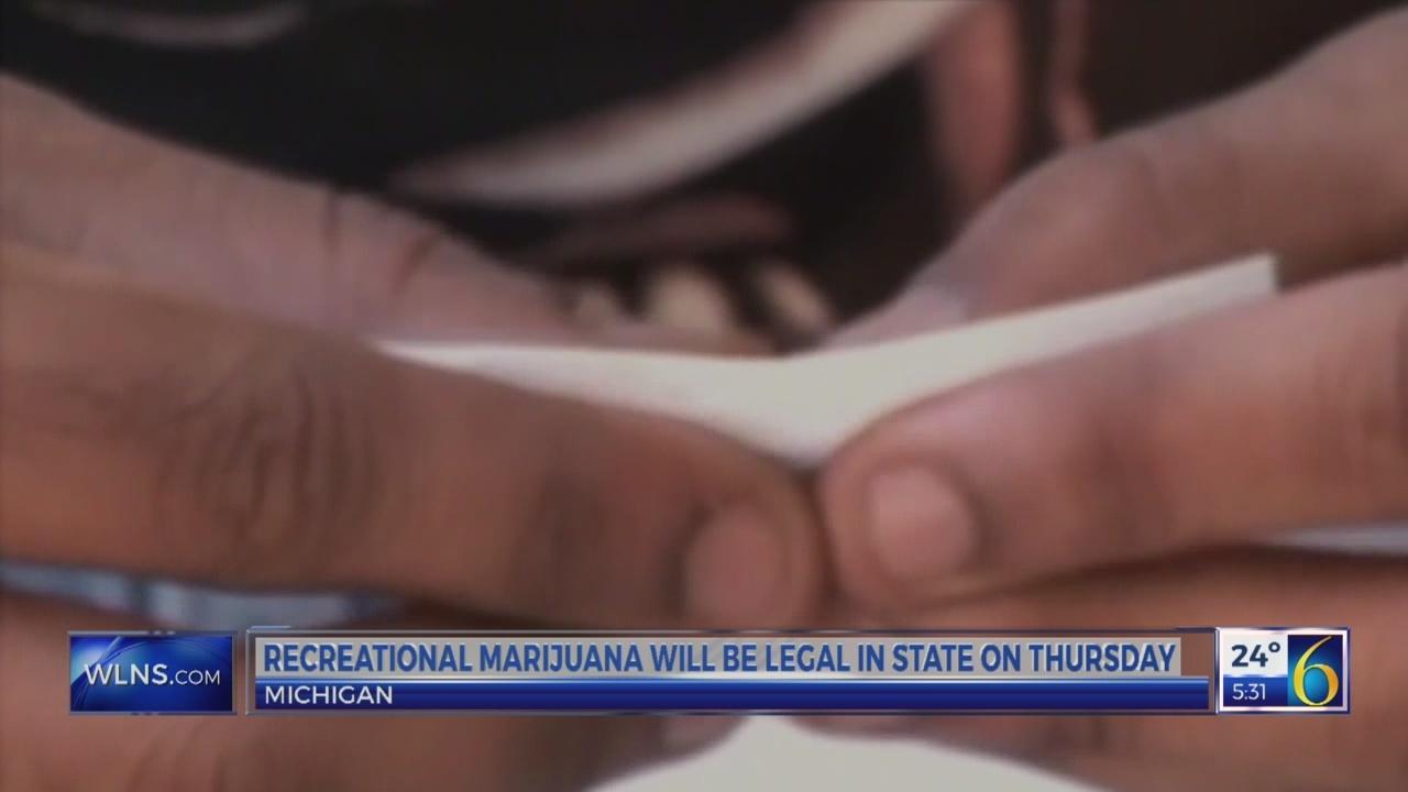 6 News at 5:00 a.m.: recreational marijuana