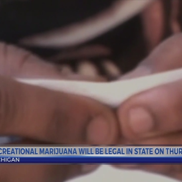 6 News at 5:00 a.m.: recreational marijuana