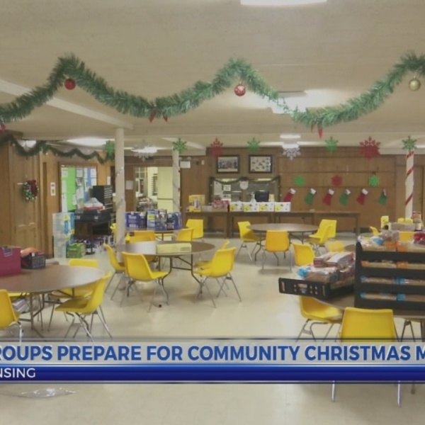 Advent House prepares for Christmas feast