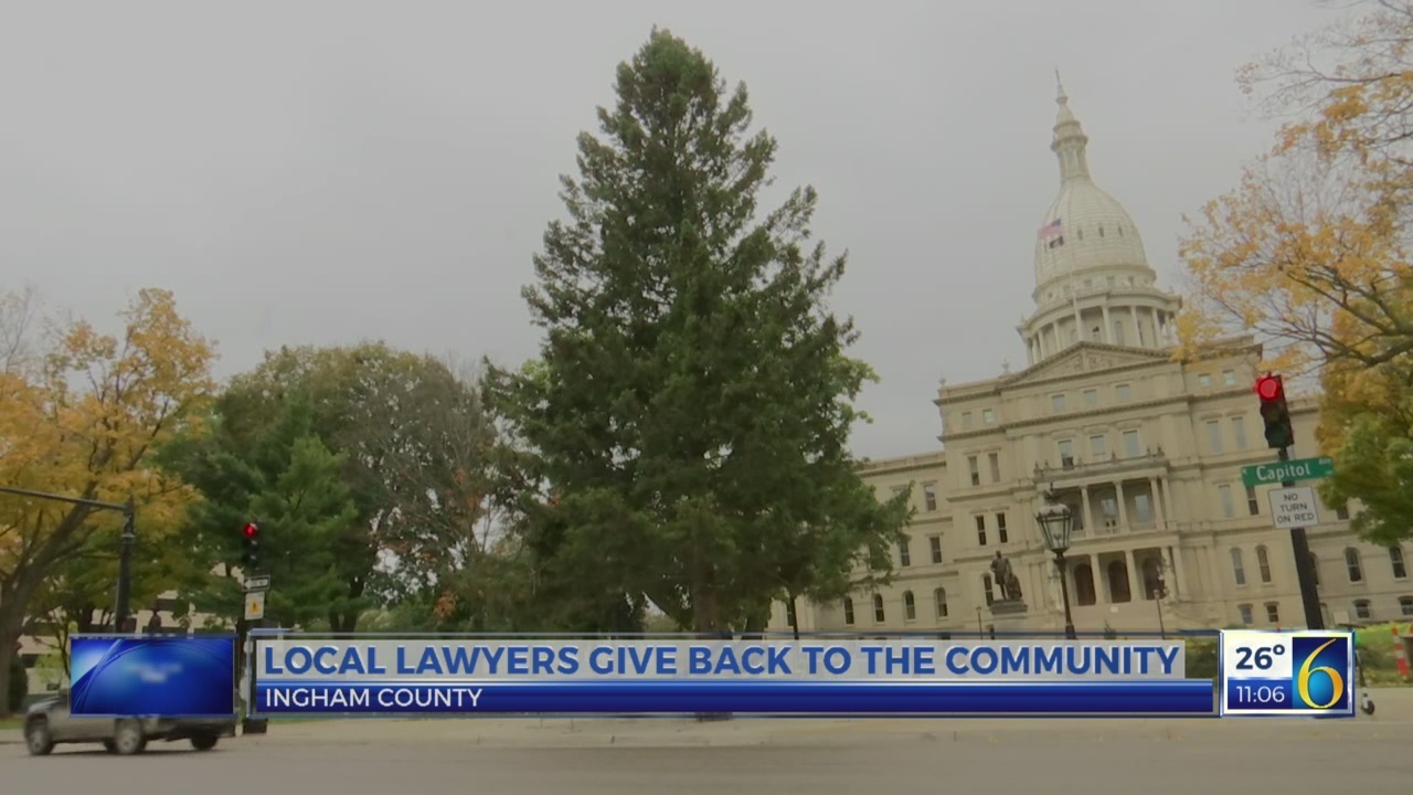 Local lawyers give back to the community
