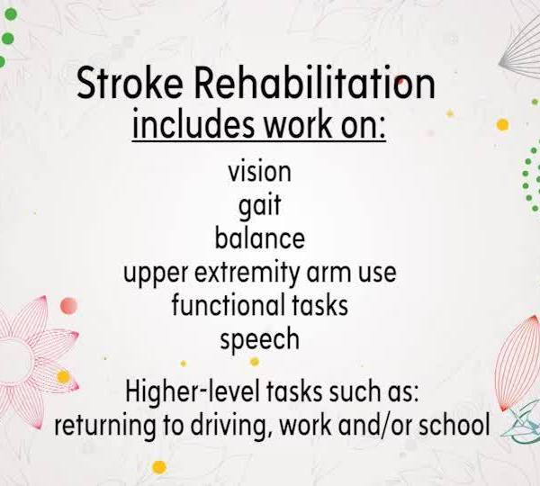 My Peace of Mind | Stroke Rehab