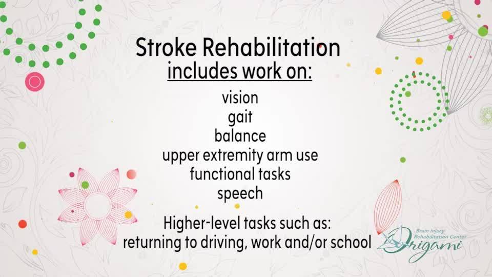 My Peace of Mind | Stroke Rehab