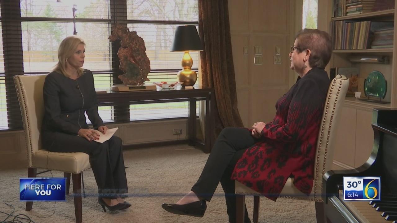 Sue Snyder Interview Pt 1