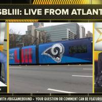 10,000 fans to see Rams, Patriots on Opening Night to Big Game