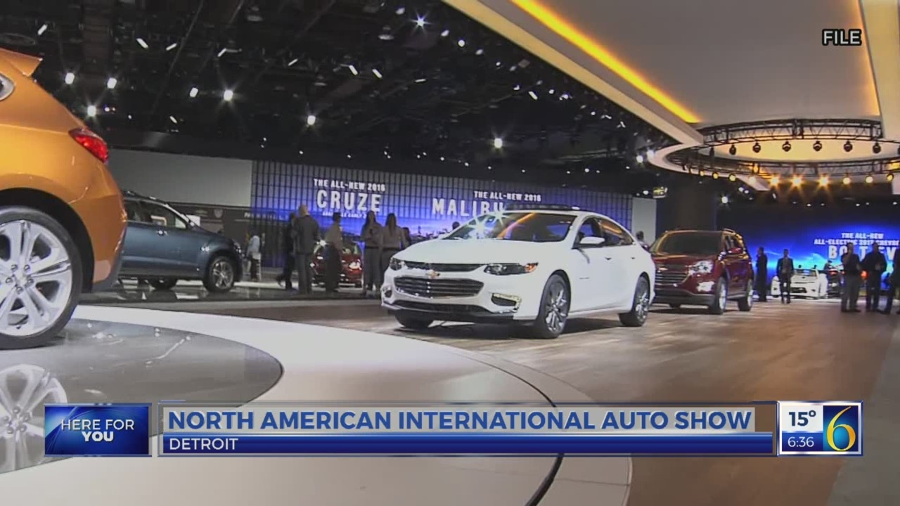 6 News This Morning: auto show
