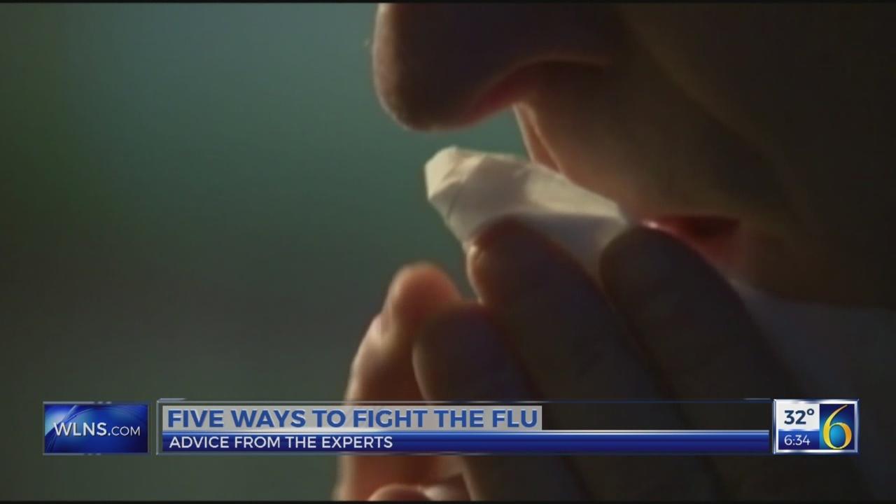6 News This Morning: flu