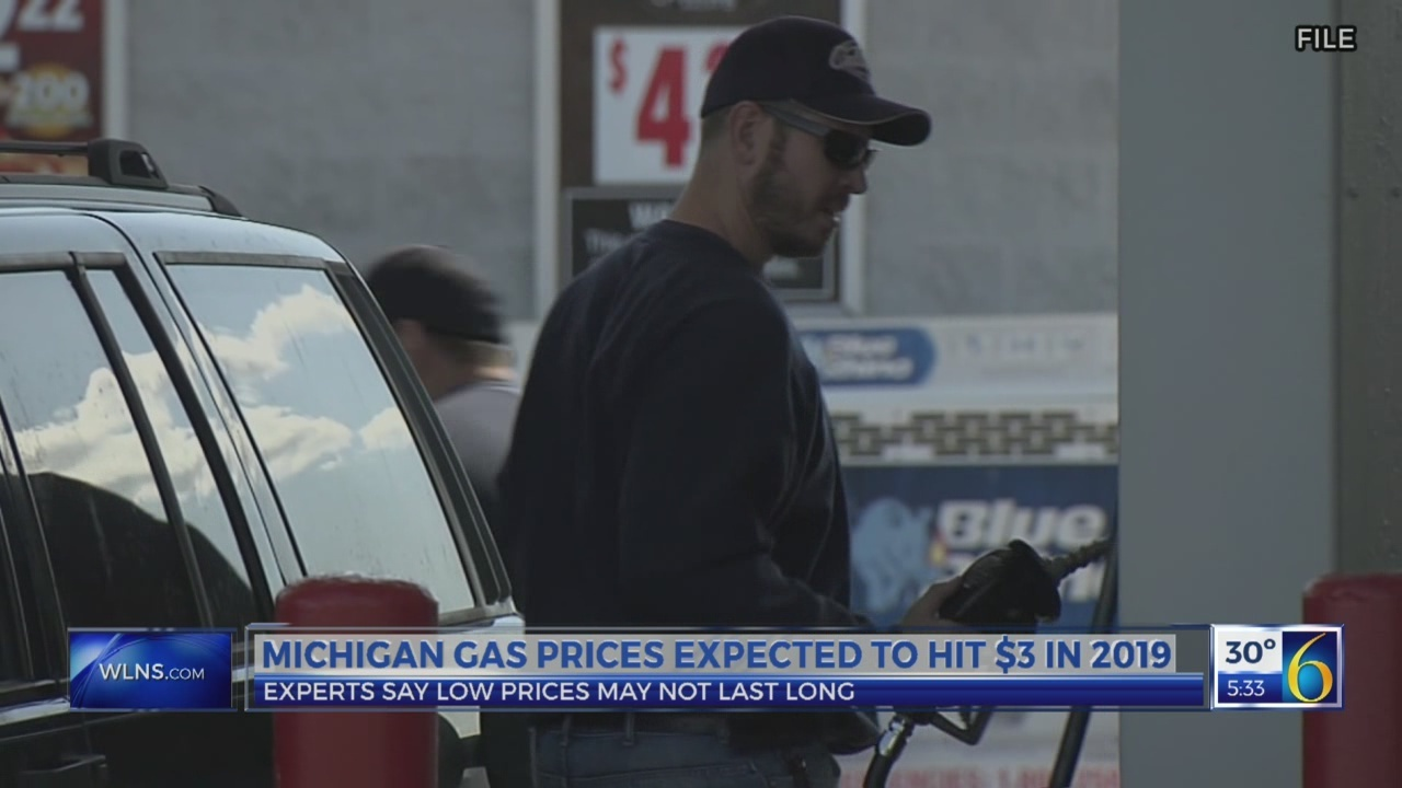 6 News at 5:00 a.m.: gas prices