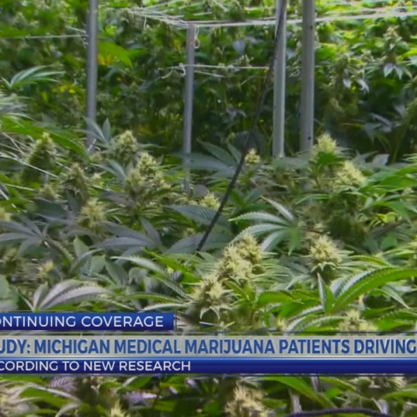 6 News at 5:30 a.m.: driving while high